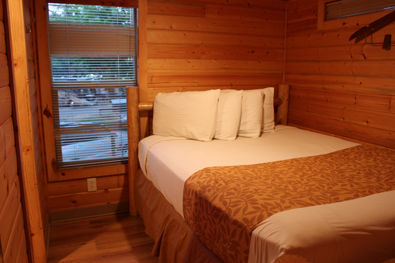 KOA-Cabin-Bedroom