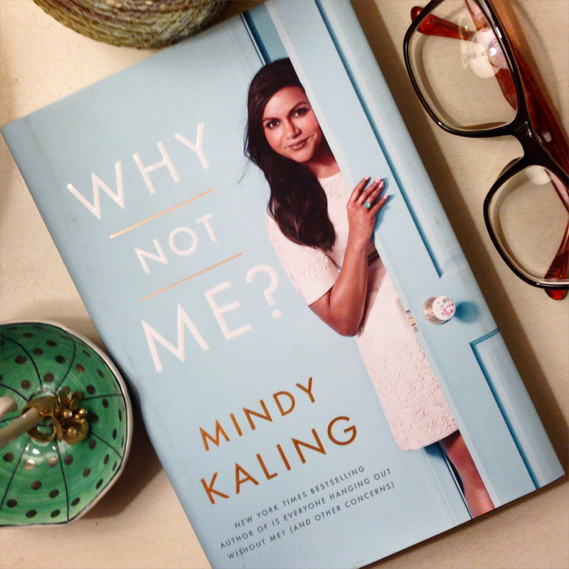 Why Not Me Book Club Discussion Questions