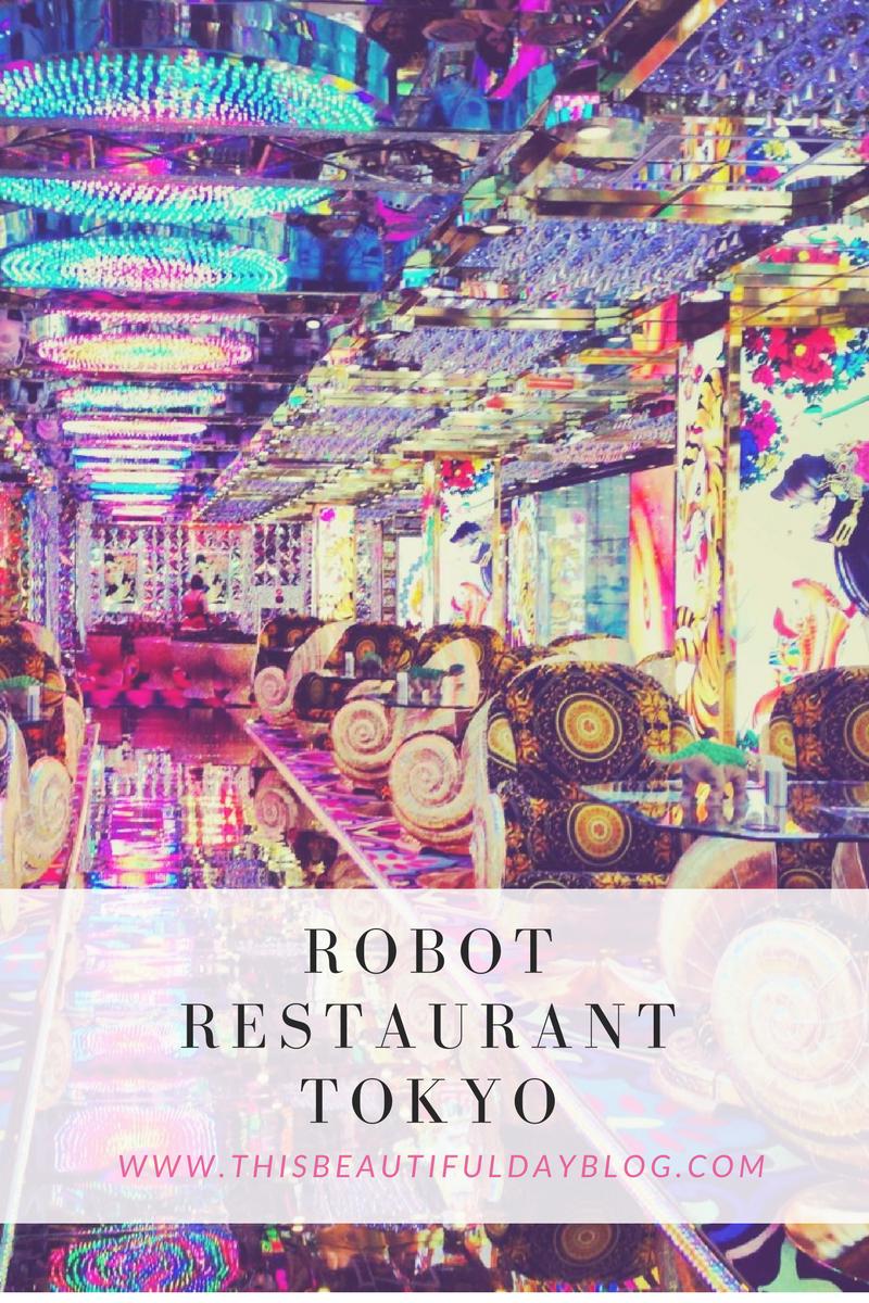 Robot Restaurant Bar - Tokyo, Japan
