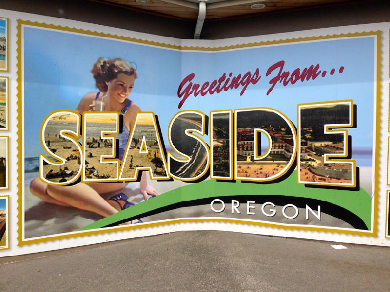 Oregon Coast Seaside