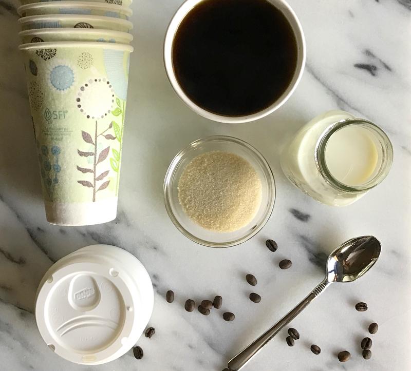 Weekend Brunch Diy Coffee Tea Station