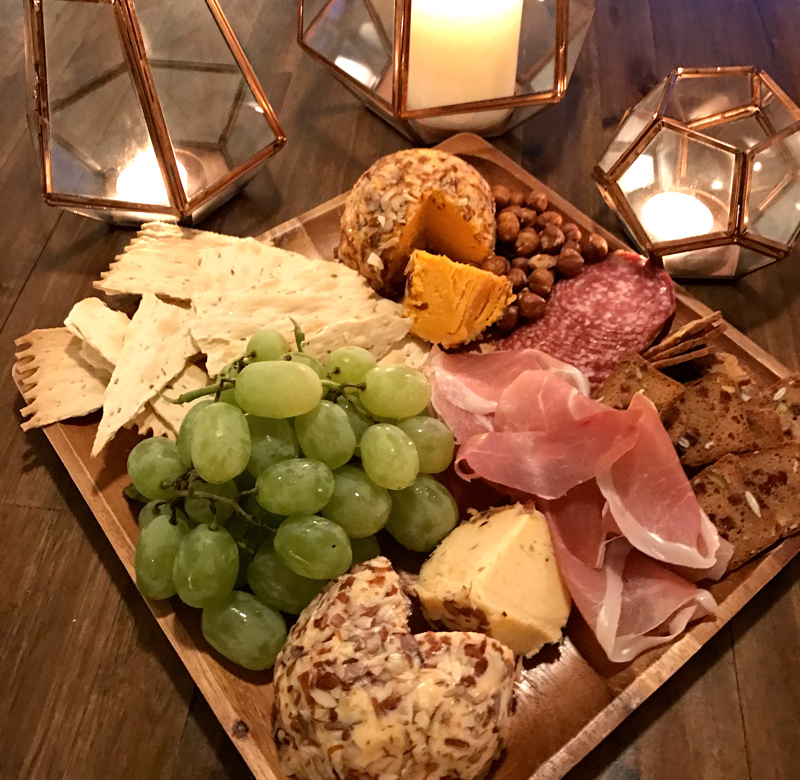meat-cheese-platter & DIY: Meat and Cheese Platter -