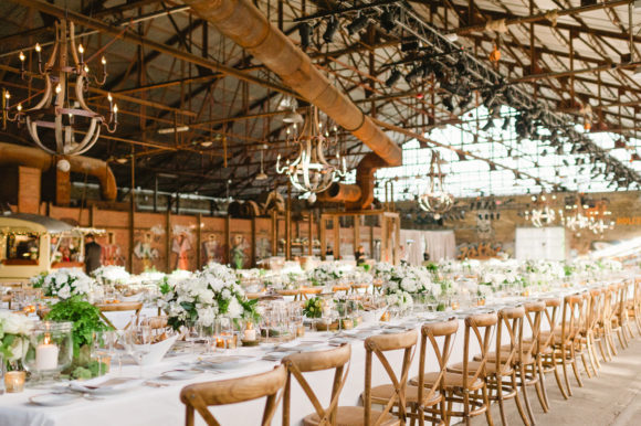 evergreen brick works wedding toronto