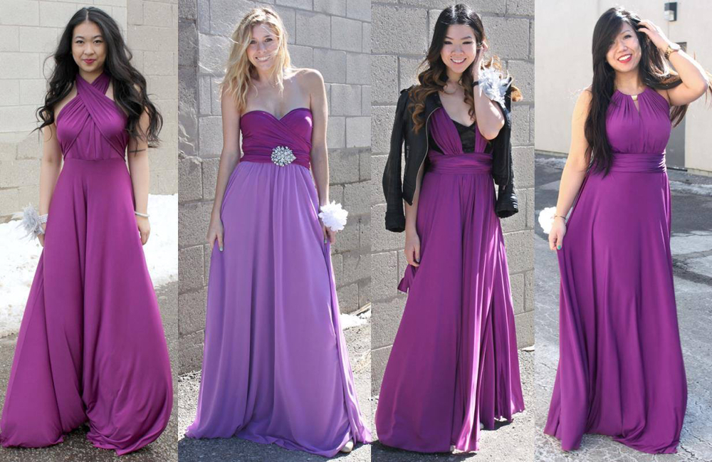 bridesmaid dresses toronto