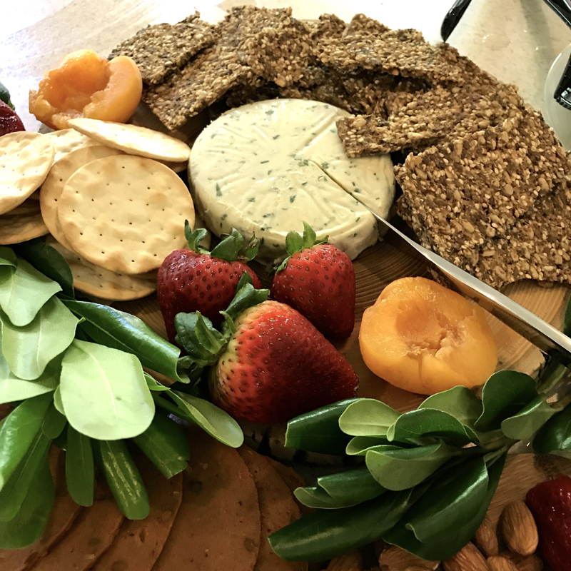 Diy Meat And Cheese Platter