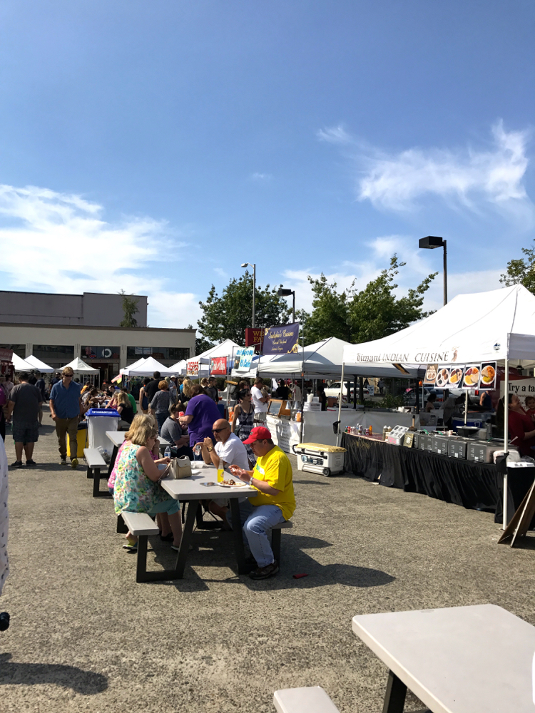 astoria sunday market oregon