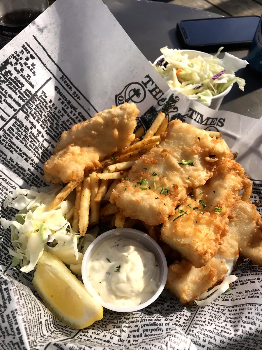 alaska fish chips juneau