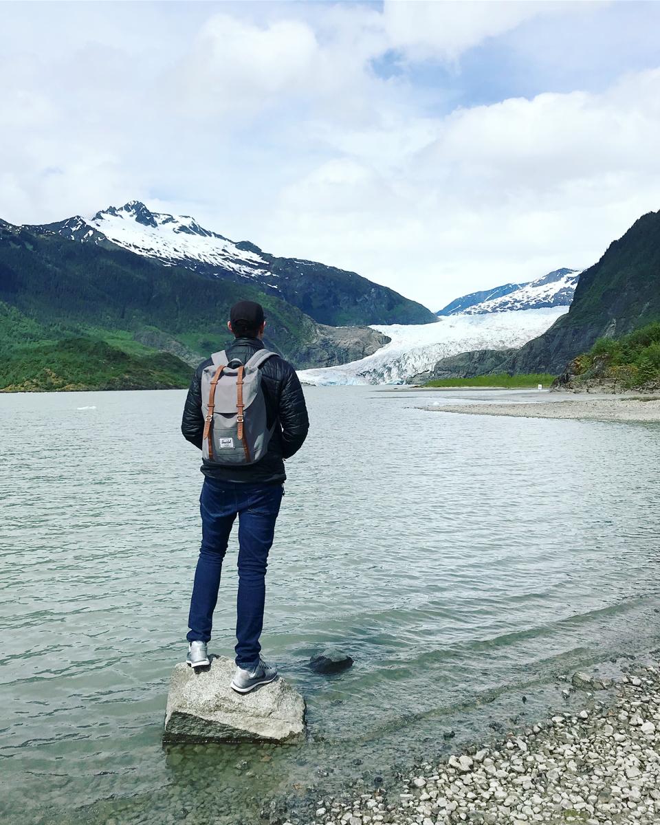 mendenhall glacier review