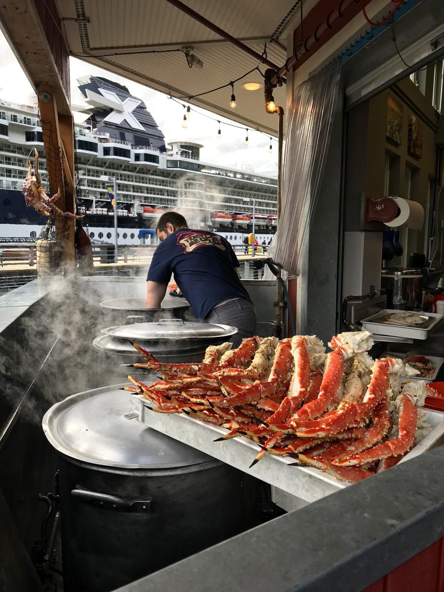 tracys king crab shack