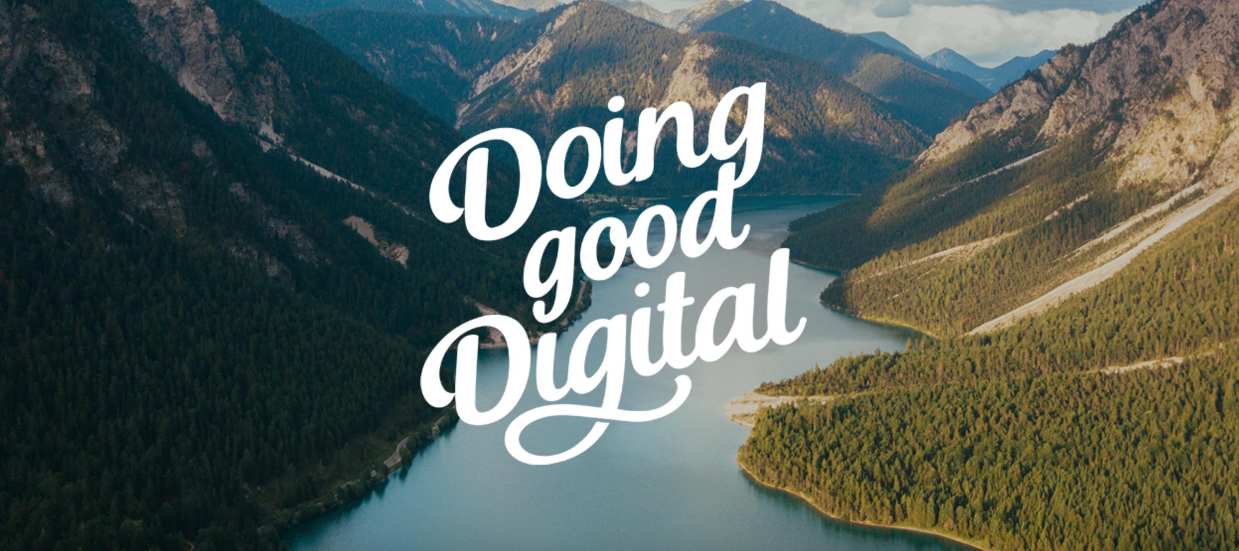 Doing Good Digital